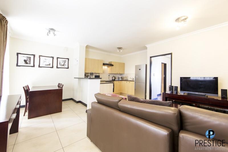 Luxury One Bedroom Apartment Prestige Apartments Sandton At Westpoint